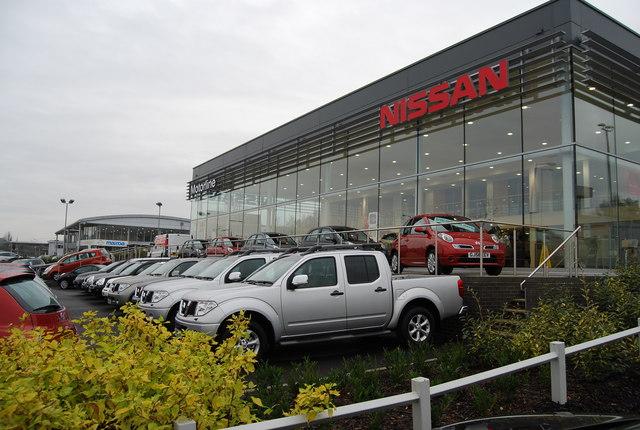 Nissan_Car_Dealership,_North_Farm_Estate_-_geograph.org.uk_-_1065519